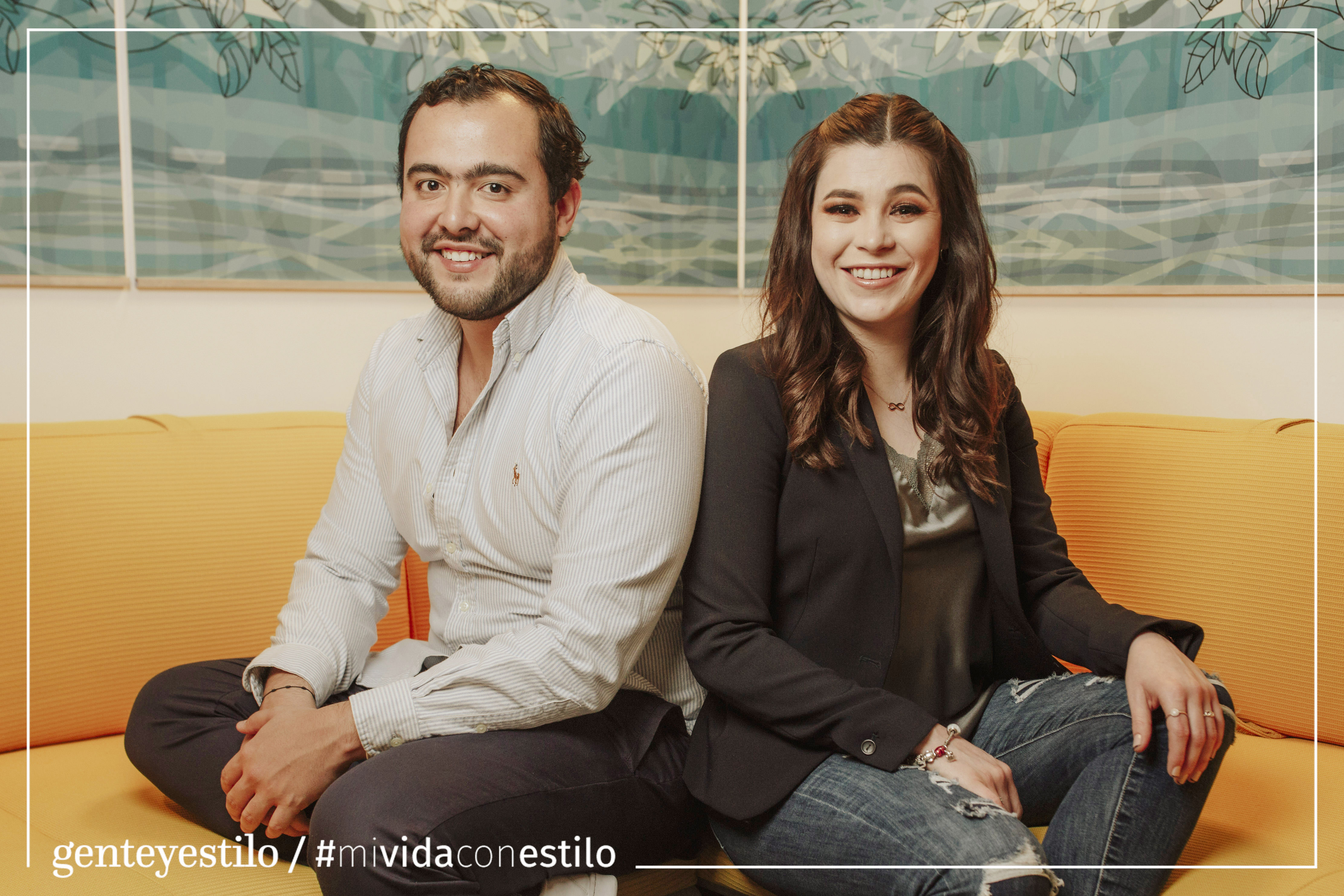 Dos amigos, una idea: Co.Media// Frida Valdez e Isaí Olmos